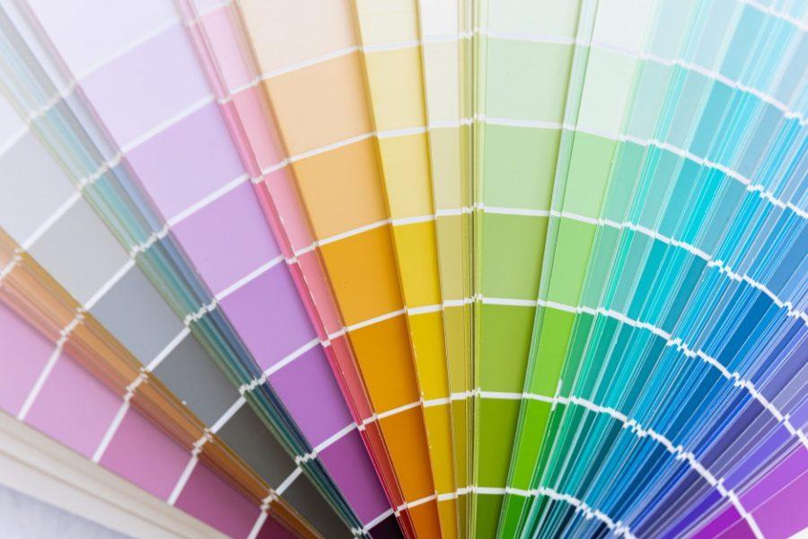 As cores e seus significados na Arquitetura